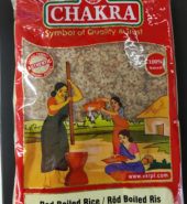 Chakra Red Boiled Rice 5 KG