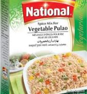 National Vegetable Pulao