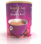 Royal Chai Ginger Chai Unsweetened 180 Grams
