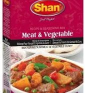 Shan Meat and Vegetable