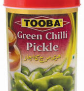 Tooba Green Chilli Pickle 1 KG