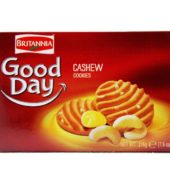 Britannia Good Day Cashew Cookies 216 Grams