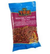 TRS Chilies Whole Ex.Hot 50 Grams