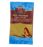 TRS Madras Curry Powder Hot 100 Grams