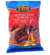 TRS Chilies Whole Red (Long) 200 Grams