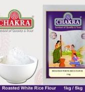Chakra Roasted White Rice Flour 1 Kg