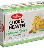 Haldiram's Cookie Heaven Badam Pista Cookies 200 Grams