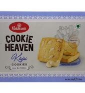 Haldiram's Cookie Heaven – Kaju Cookies 200 Grams