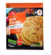 Haldiram's Onion Paratha 4 Pieces