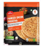 Haldiram's Paneer Onion Paratha 4 Pieces