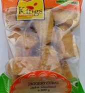 Kings Jaggery Cube 500 Grams
