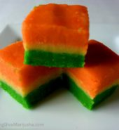 Multi Colour Barfi 250 Grams