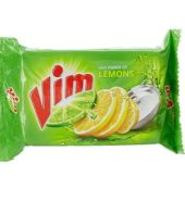 Vim Lemons Dishwash Bar 80 Grams
