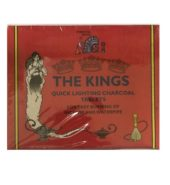 The Kings Quick Lighting Charcoal Tablets