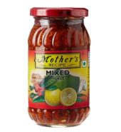 Mother's Recipe Mixed Pickle 500 Grams