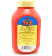 TRS Food Colour Egg Yellow 500 Grams