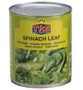 Trs Canned Spinach Leaf 400 Ml