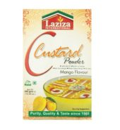 Laziza Custard Powder – Mango Flavour 300 Grams