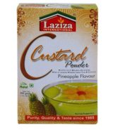 Laziza Custard Powder – Pineapple Flavour 300 Grams