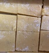 Fresh Coconut Burfi 250 Grams