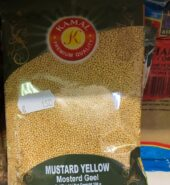 Kamal mustard seeds ( Yellow) 100g