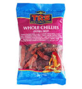 TRS Chillies Whole Extra Hot 50g
