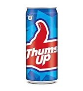 THUMS UP CAN NEW 300ML