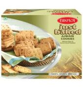 BIKAJI AJWAIN COOKIES BISCUITS  200 Grams