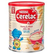 Nestle Cerelac Honey & Wheat (12 month) 400 Grams