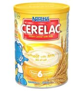 Nestle Cerelac Wheat With Milk (6 month) 400 Grams